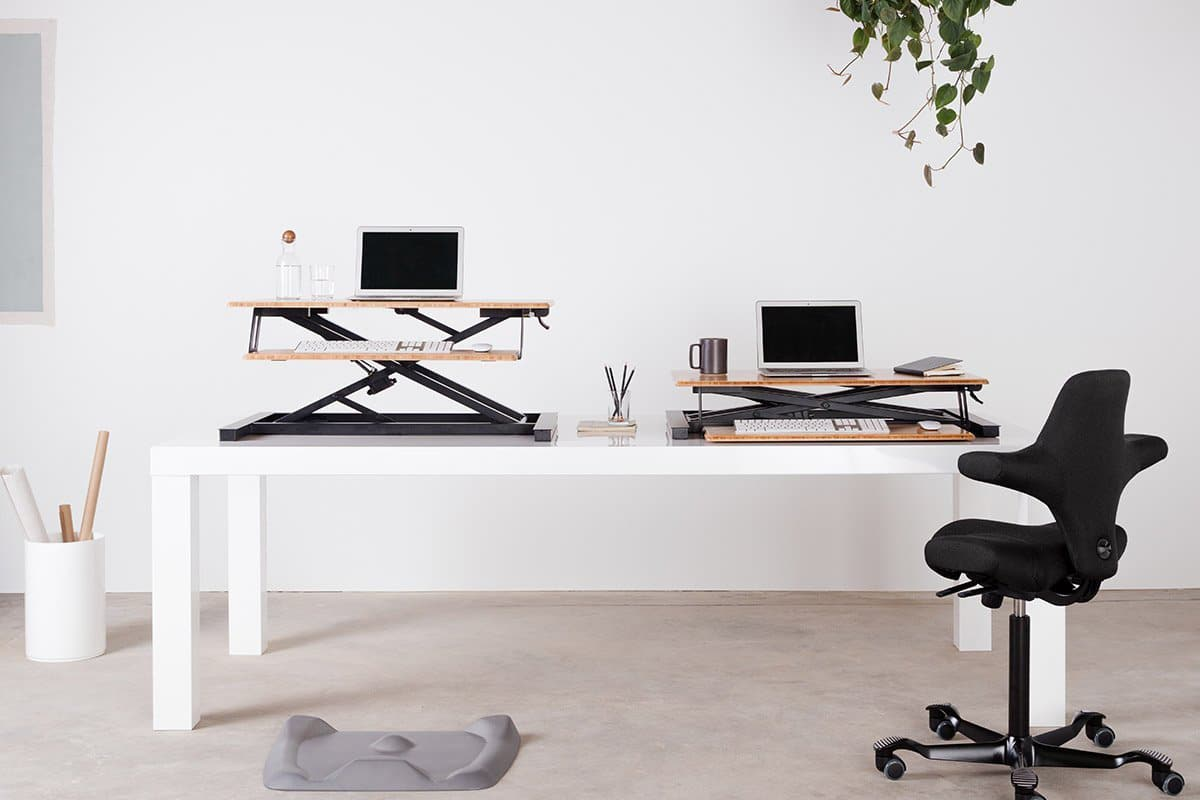 Fully Cooper Standing Desk Converter Review 2019