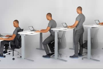 Terrific How Tall Should My Desk Be Correct Desk Height For Better Evergreenethics Interior Chair Design Evergreenethicsorg