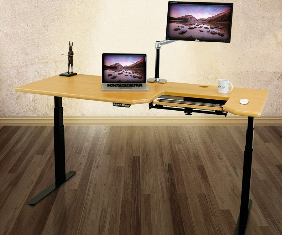 Omega Everest electric standing desk