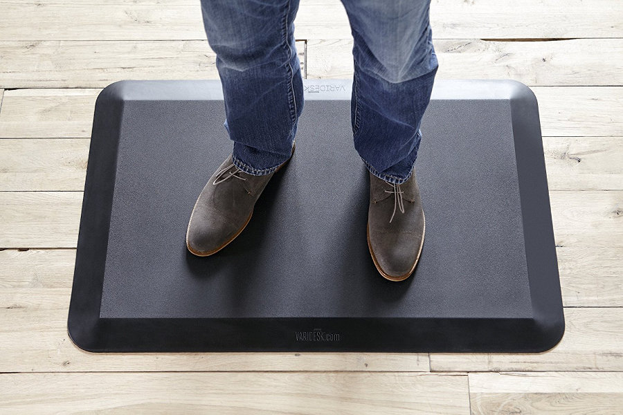 Varidesk anti-fatigue mat