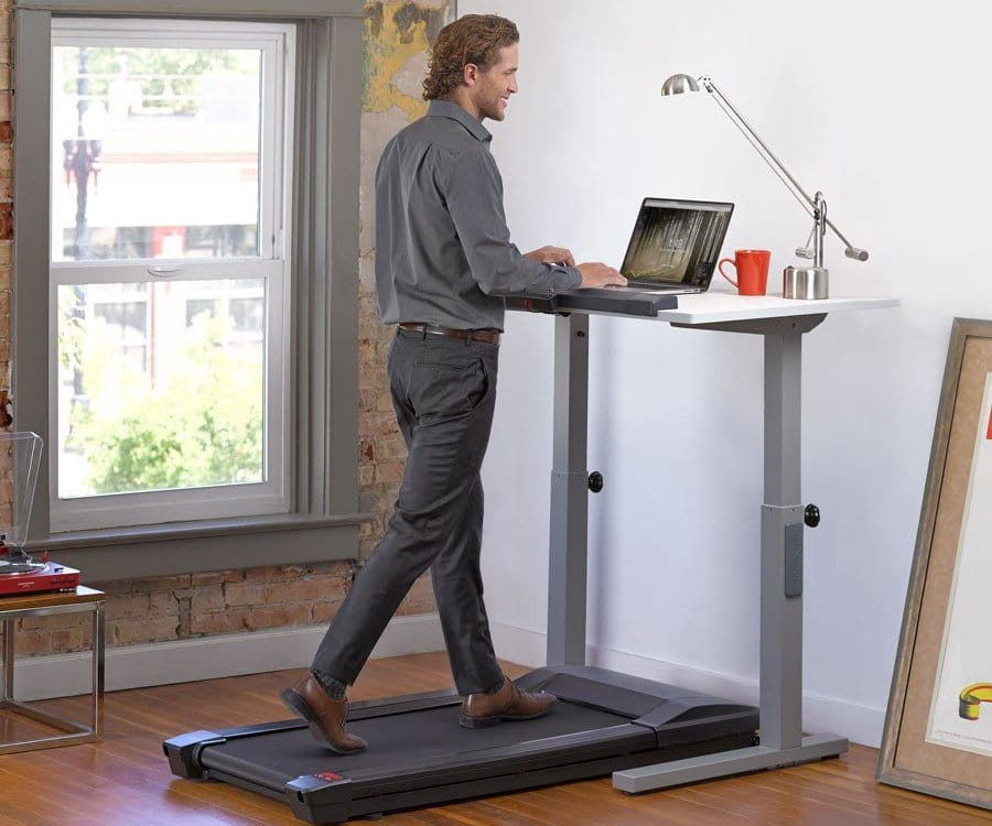 LifeSpan Fitness Under Desk Treadmill