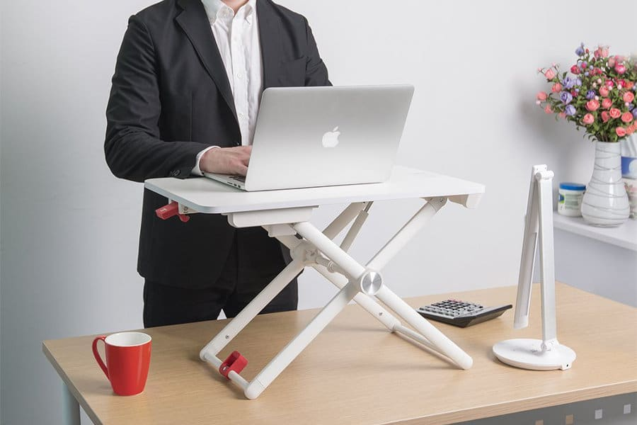 TaoTronic Standing Laptop Table