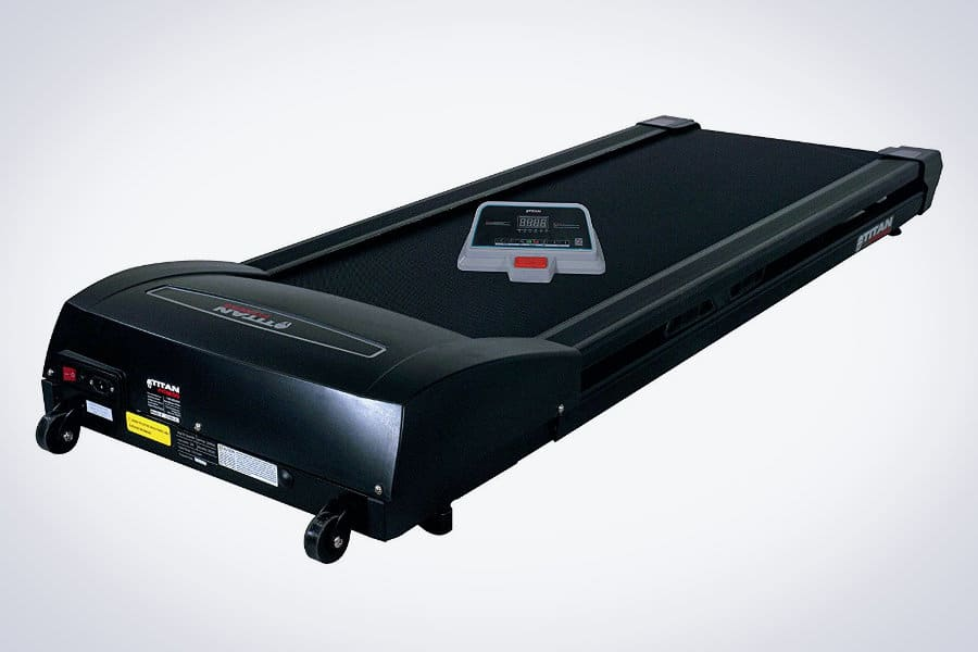 Titan Fitness Under Desk Treadmill