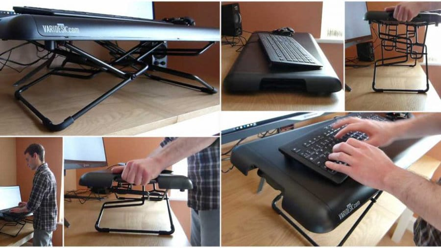 Varidesk Laptop 30