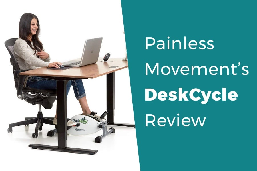 Deskcycle Under Desk Cycle Review 2019 Painless Movement