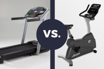 Treadmill vs bike for cardio