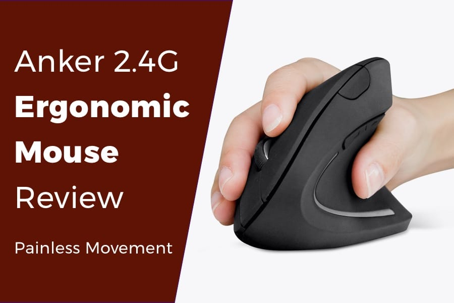 Anker ergonomic mouse review