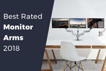 Best monitor arms featured image