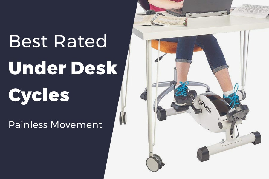 Top 5 Under Desk Cycles 2019 Painless Movement