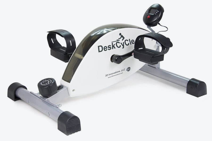 DeskCycle under desk peddler