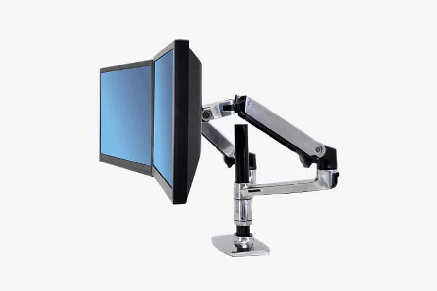 Ergotron Dual stacking monitor arms