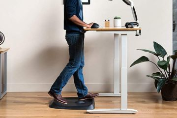 Topo by Ergodriven standing desk anti-fatigue mat