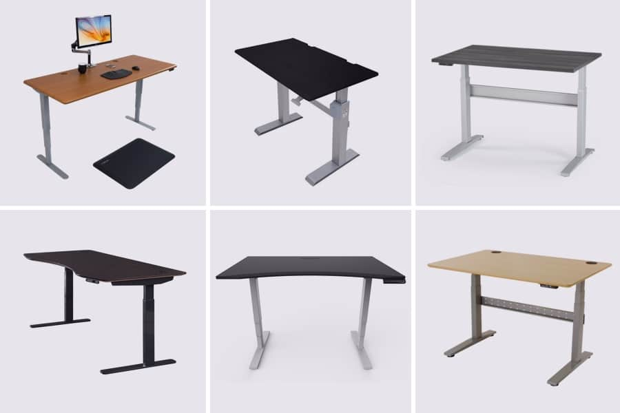 50 Standing Desks Compared And Contrasted Painless Movement