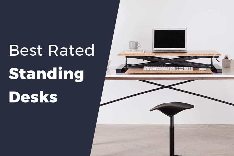 The 7 Best Standing Desk Converters In 2019 Painless