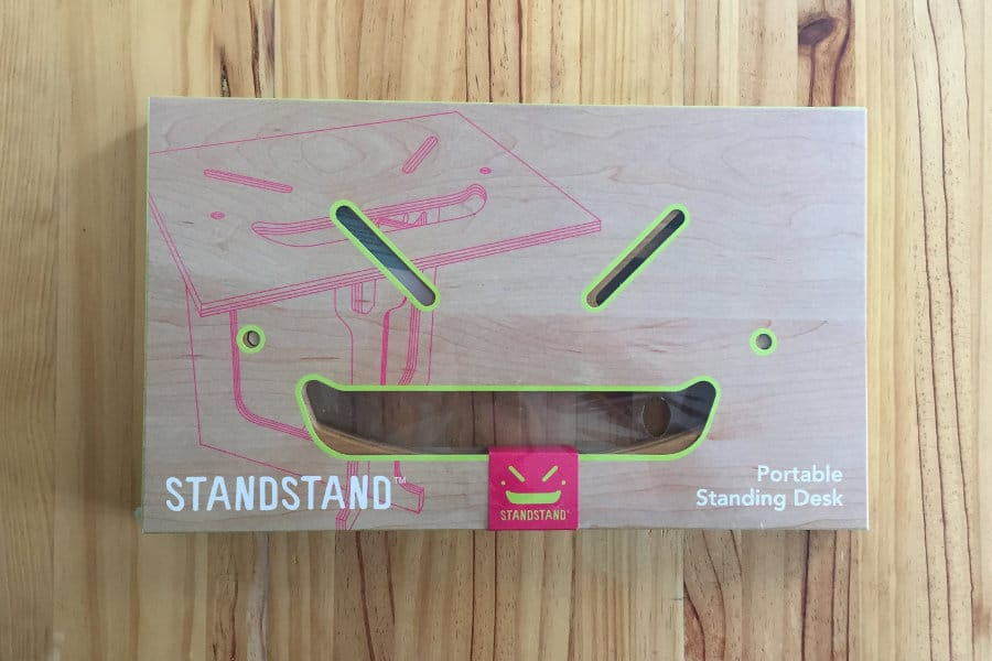 StandStand standing desk box