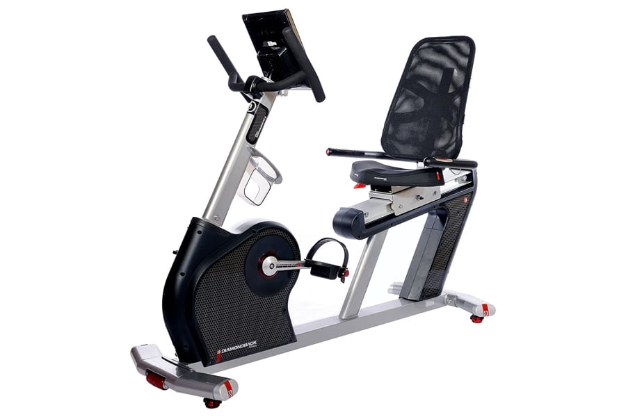 Diamondback recumbent bike