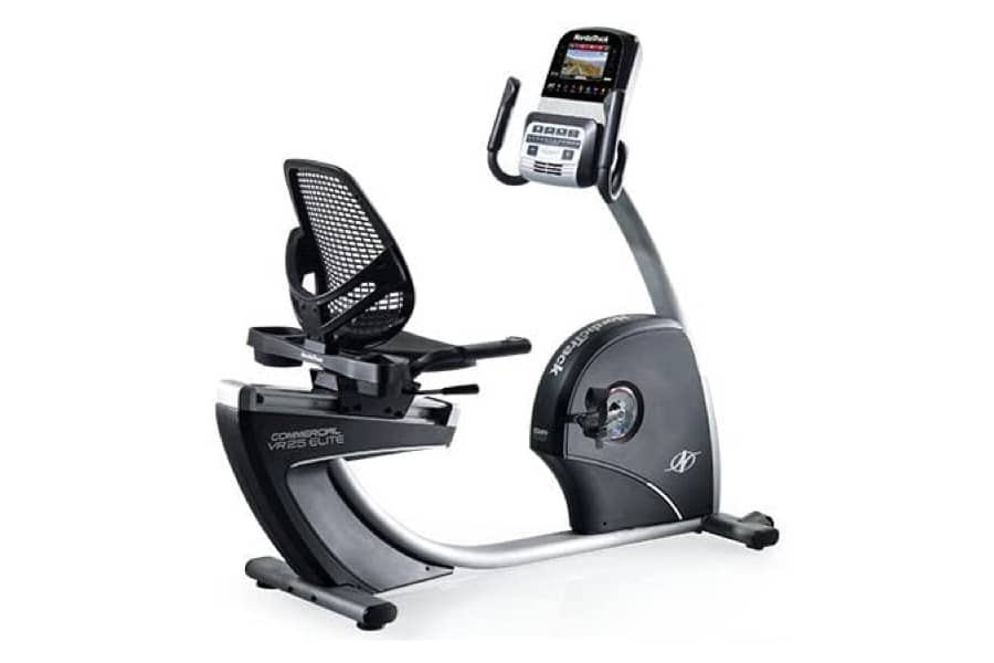NordicTrack VR25 recumbent bike