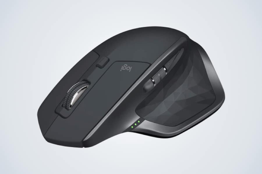 horizontal ergonomic mouse