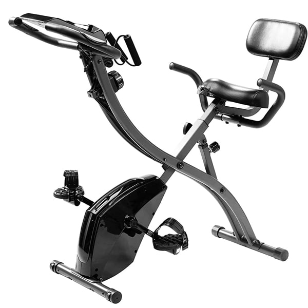 Slim Cycle folding exercise bike